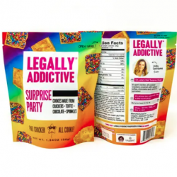 Legally Addictive Cookies -...