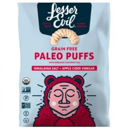 Lesser Evil Paleo Puffs...