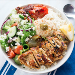 Mediterranean Chicken Rice...