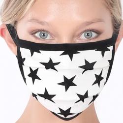 Face Mask - Stars