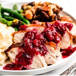Classic Turkey Dinner