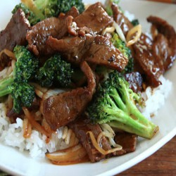 Ponzu Beef + Broccoli