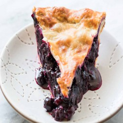 Best Ever Blueberry Pie