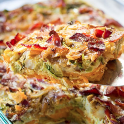 Harvest Breakfast Casserole
