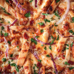 One Crust™ BBQ Chicken Pizza