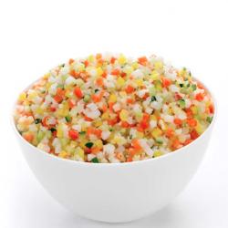 Veggie Rice Confetti