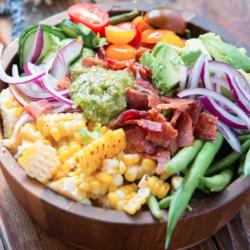 Farmer's Market Pesto Salad